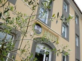B&B Hôtel Aix-en-Provence Le Tholonet, hotel in Aix-en-Provence