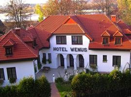 Hotel Wenus, hotel in Kazimierz Dolny