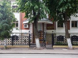 Отель Эдем, отель в Пскове