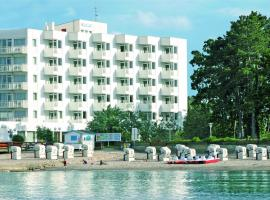 Hotel Bellevue, hotel in Timmendorfer Strand
