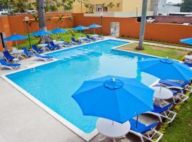 City Express Junior Villahermosa, hôtel à Villahermosa