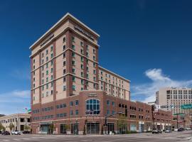 Hampton Inn & Suites Boise-Downtown, hôtel à Boise