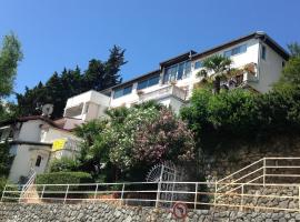 Apartments Diana, pet-friendly hotel in Opatija