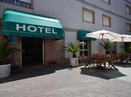 Hotel Rias Baixas, hotel en Sanxenxo