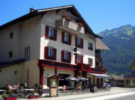 Hotel Tell, hotel near Interlaken Ost Train Station, Interlaken