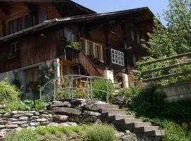 Pension Staldacher, maison d'hôtes à Hasliberg
