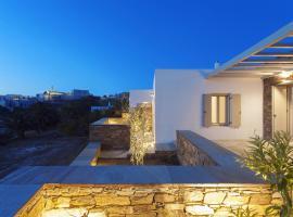 White Tinos Luxury Suites, hotel near Moni Koimiseos Theotokou Kechrovouniou, Stení