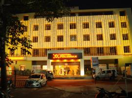 Hotel Polo Max Allahabad, отель в городе Аллахабад