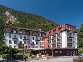 Hotel Du Nord, hotel en Interlaken
