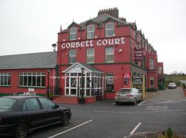 Corbett Court, hotel near Mitchelstown Golf Club, Fermoy