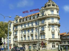 Hotel Astoria, hotel en Coímbra