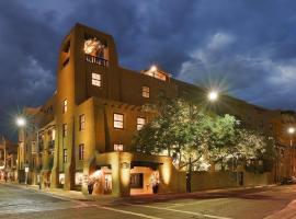 La Fonda on the Plaza, hotel in Santa Fe