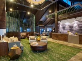 DoubleTree by Hilton Park City - The Yarrow, golf hotel in Park City
