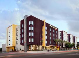 SpringHill Suites by Marriott Los Angeles Burbank/Downtown, hotel near Third Street Promenade, Burbank