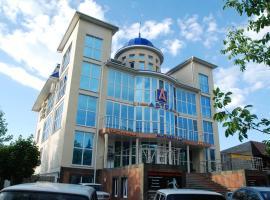 Отель Астра, отель в Ессентуках