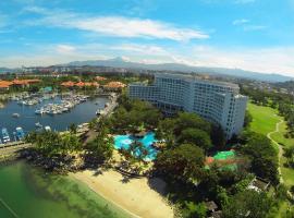 The Pacific Sutera, hotel in Kota Kinabalu