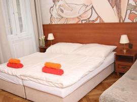 Hotel Klara, hotel in Prague
