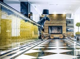 Hotel Lilla Roberts, hotelli Helsingissä lähellä maamerkkiä Leppävaaran asema