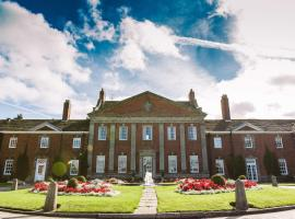 Mottram Hall, hotel in Macclesfield