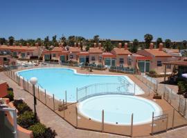 Castillo Playa, resort village in Caleta De Fuste