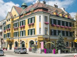 Hotel Bergwirt Schönbrunn, hotel in Vienna