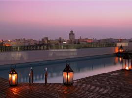 Heure Bleue Palais - Relais & Châteaux, hôtel à Essaouira