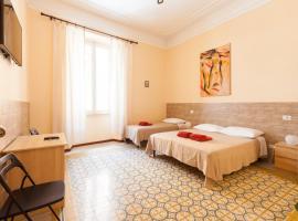 Furio Camillo, hotel in Rome