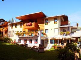 Garni Enrosadira, hotel a Vigo di Fassa