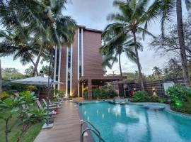 Cygnett Lite Celestiial Goa, hotel in Candolim