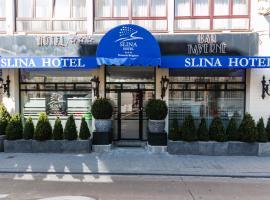 Slina Hotel Brussels, hôtel à Bruxelles près de: Gare de Bruxelles-Midi