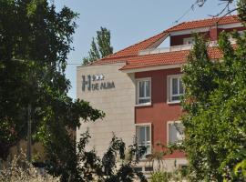 Hotel de Alba, hotel in Ricobayo