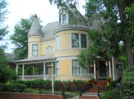 C.W. Worth House Bed and Breakfast, vacation rental in Wilmington