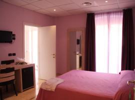 Central Hotel, hotel en Bari