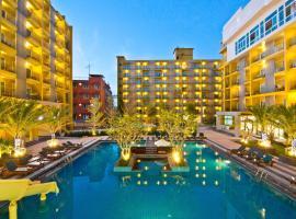 Grand Bella, hotel near Central Festival Pattaya Beach, Pattaya