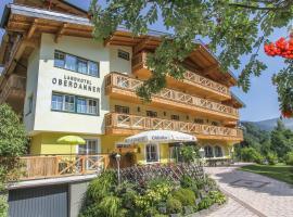 Landhotel Oberdanner, Familienhotel in Saalbach-Hinterglemm