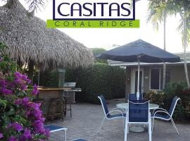 Casitas Coral Ridge, B&B in Fort Lauderdale