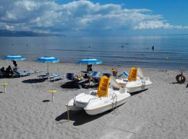 Camping Tellina, campground in Manfredonia