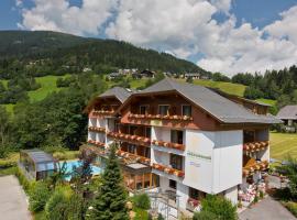 Hotel Almrausch, hotel in Bad Kleinkirchheim