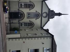 The Forum Hostel, budget hotel in Mountmellick