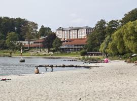 Hotel Christiansminde, hotel in Svendborg