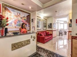 Hotel Giuliana, hotel near Rome Termini Metro Station, Rome