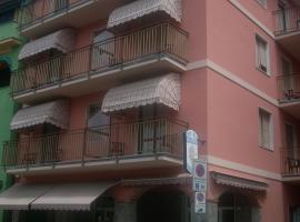 Hotel Corallo, hotel a Moneglia