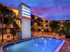 Ocean Beach Palace, hotel in Fort Lauderdale