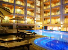 Best Bella Pattaya, hotel in Pattaya North