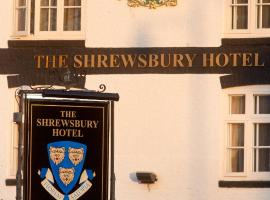 The Shrewsbury Hotel Wetherspoon, hotel in Shrewsbury