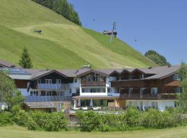 Naturhotel Lärchenhof, hotel in Mittelberg