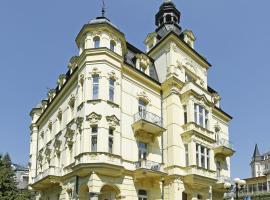 Hotel Mignon, hotel in Karlovy Vary