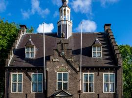 Hotel het Oude Raadhuis, B&B/chambre d'hôtes à Castricum