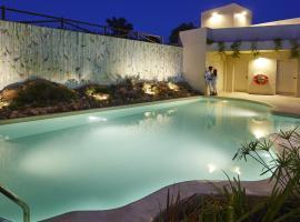 Hotel Galería Essentia, hotel en Aracena