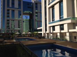 Apartamento ParkSul, hotel with jacuzzis in Brasilia